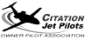 Citation Jet Pilots logo